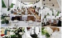 Идеи по оформлению свадебного банкета