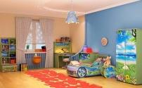 Как добиться порядка в детской комнате