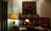 Камин в доме – тепло и уют