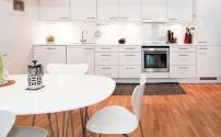 Как правильно подобрать обеденный стол к интерьеру кухни?