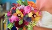 Выбор роскошного букета на свадьбу