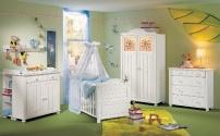Как обустроить комнату для новорожденного ребёнка?