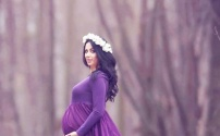 Как выбрать платье для беременных: советы будущим мамам