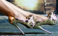 Обувь больших размеров? Она тоже смотрится очень элегантно!