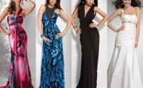 Как выбрать платье в пол