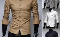 Модные мужские рубашки лето 2016