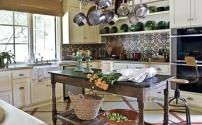 О создании интерьера кухни в сельском стиле