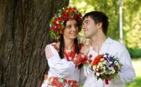 Свадьба в украинском стиле: особенности оформления