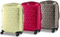 Модные женские чемоданы для багажа